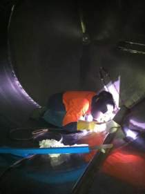 On Site Welding Services All Industries